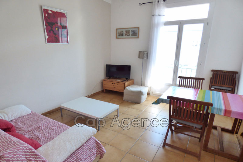 appartement  2 rooms  Antibes Downtown  43 m² -