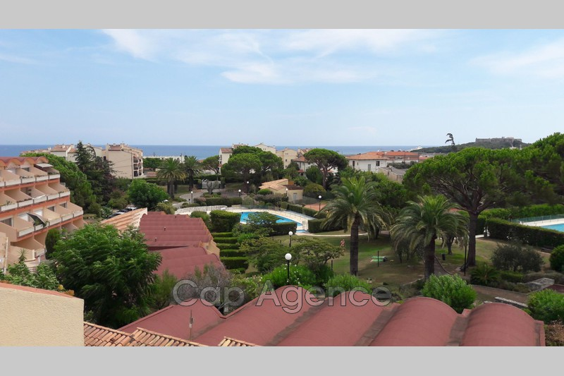 appartement  studio  Antibes Prugnons  31 m² -