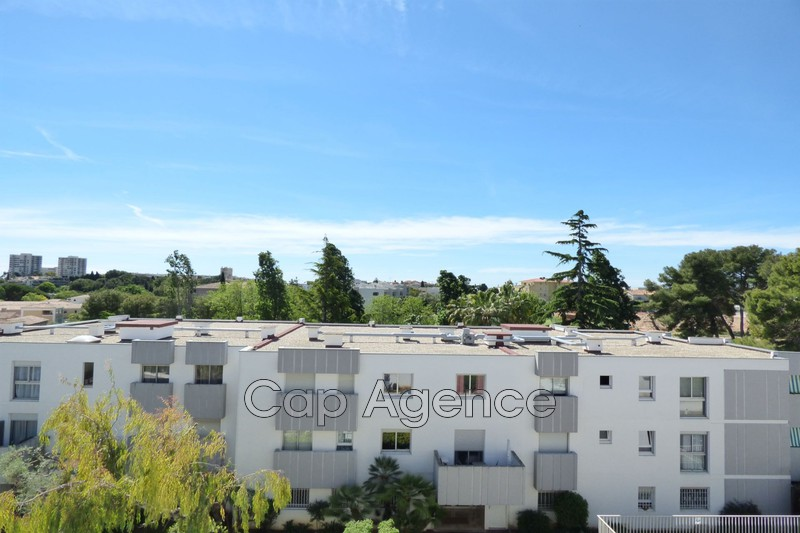 appartement  studio  Antibes Rabiac  30 m² -