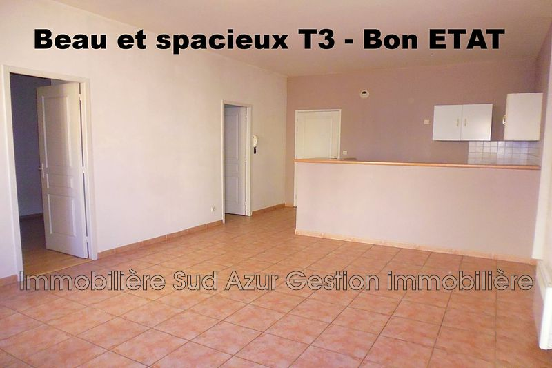 Photo Appartement Solliès-Pont  Location appartement  3 pièces   62 m²