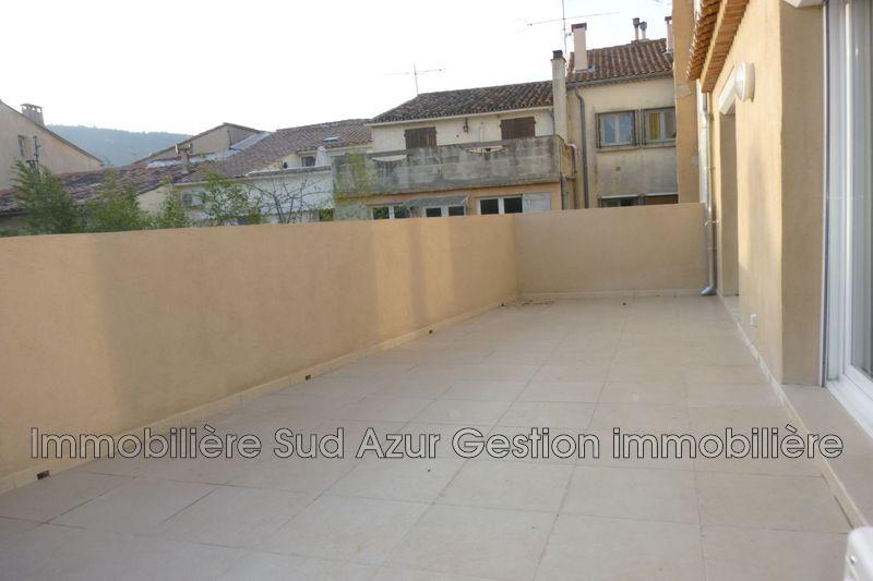 Photo Appartement Solliès-Pont  Location appartement  3 pièces   74m²