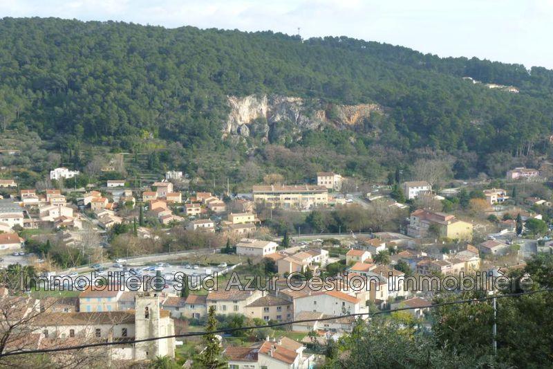 Photo Terrain constructible Solliès-Toucas   achat terrain constructible   1196m²