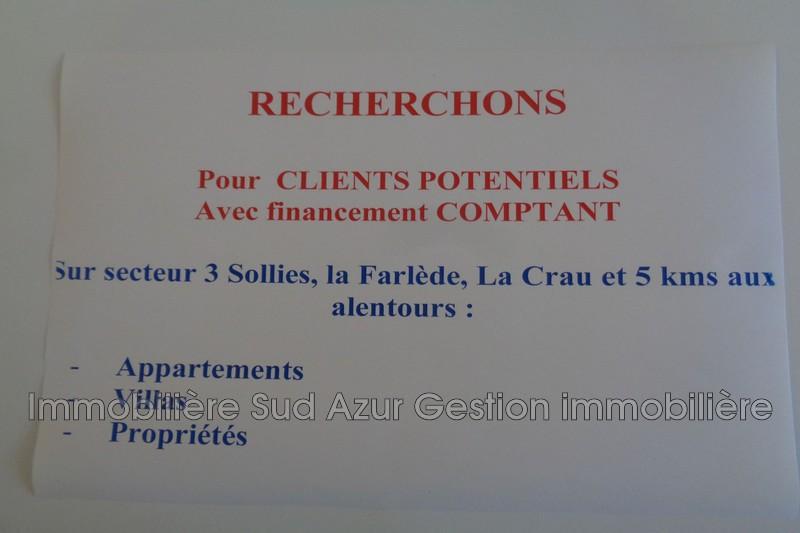 Photo n°1 - Vente maison Solliès-Pont 83210 - Prix sur demande