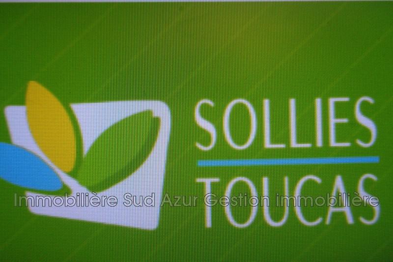 Photo n°1 - Vente terrain à bâtir Solliès-Toucas 83210 - 210 000 €