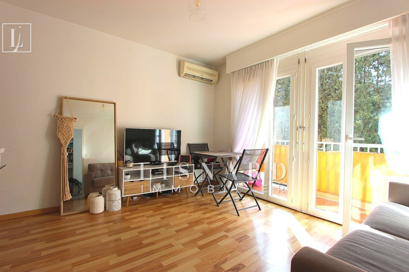 Photo n°1 - Vente appartement Vallauris 06220 - 123 000 €