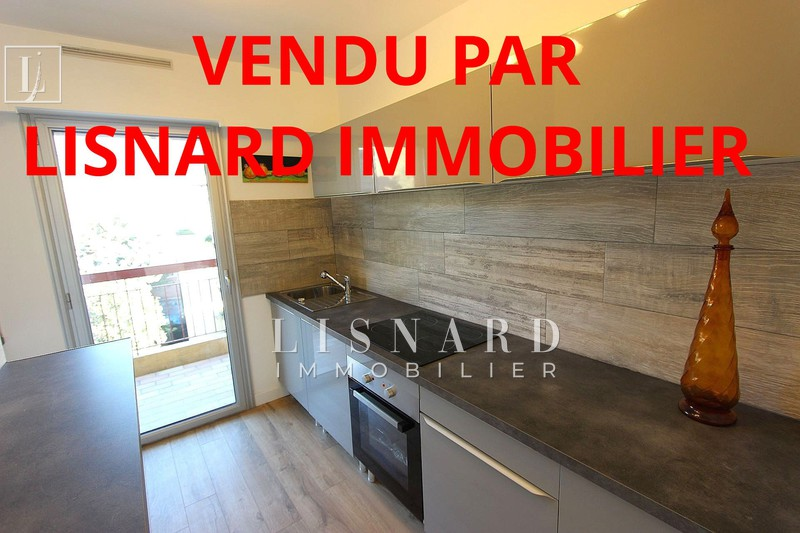 Photo n°1 - Vente appartement Vallauris 06220 - 168 000 €