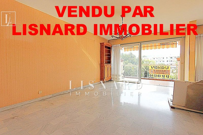 appartement  4 rooms  Vallauris   80 m² -
