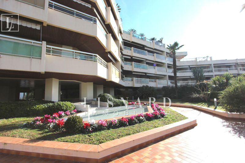 appartement  studio  Golfe-Juan   23 m² -
