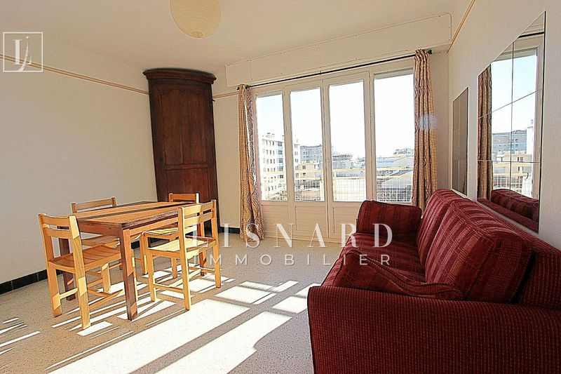 Photo n°2 - Vente appartement Golfe-Juan 06220 - 130 000 €