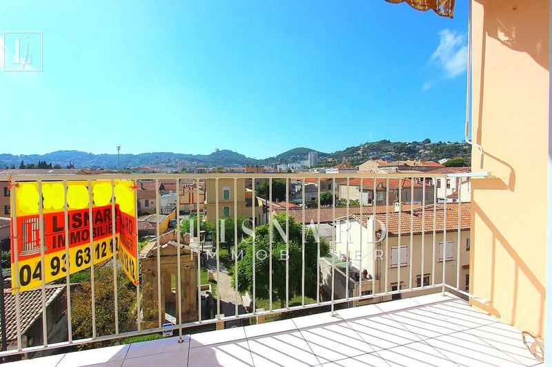 Apartment Vallauris   to buy apartment  2 rooms   40 m²