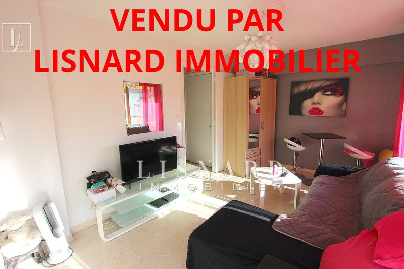 appartement  1 room  Golfe-Juan   27 m² -