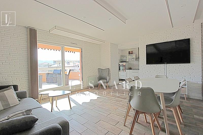 Appartement Vallauris   achat appartement  4 pièces   83m²