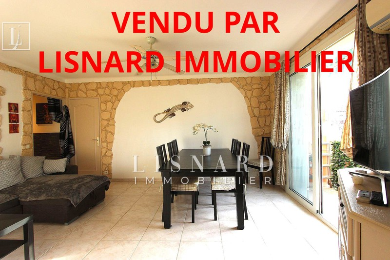 appartement  4 rooms  Vallauris   70 m² -