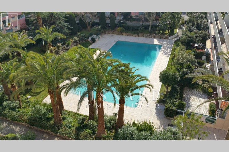appartement  studio  Vallauris   34 m² -