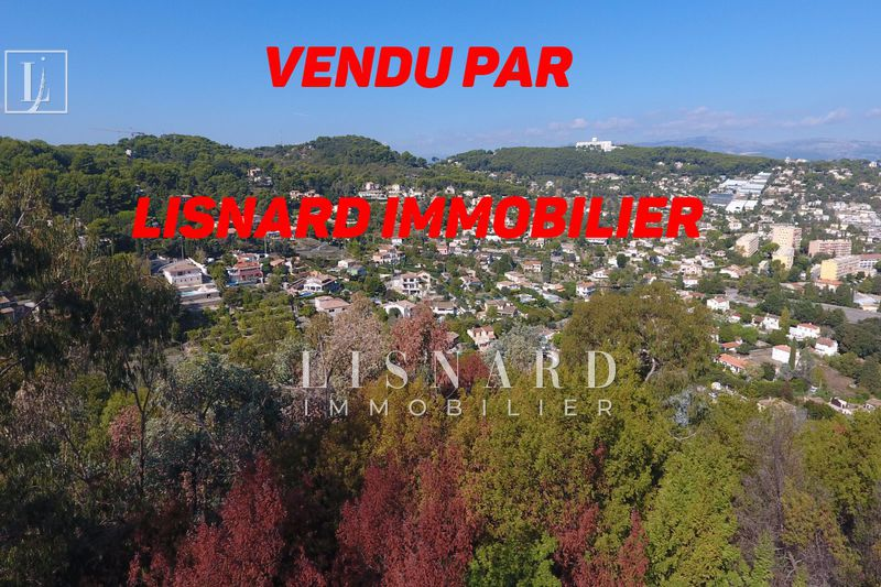 terrain  Vallauris Super cannes  2000 m² -