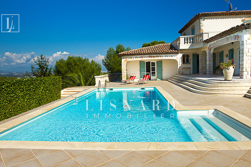 House Vallauris   to buy house  4 rooms   180 m²