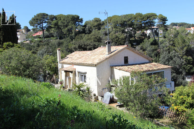 Villa Vallauris   to buy villa  4 bedrooms   168 m²