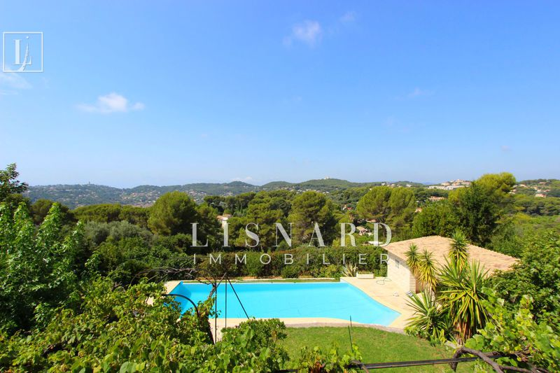 Villa Vallauris   to buy villa  4 bedrooms