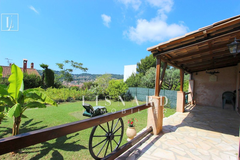 Villa Vallauris   to buy villa  3 bedrooms   78 m²