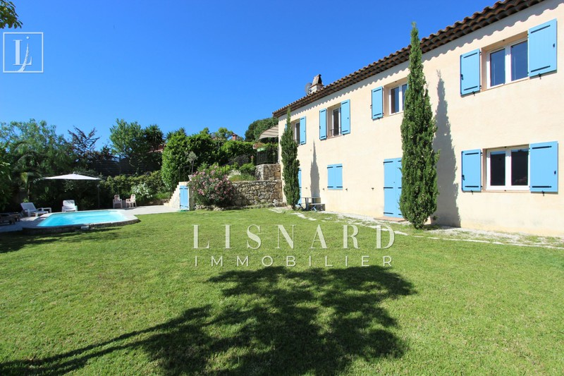 Villa Vallauris   to buy villa  4 bedrooms   130 m²