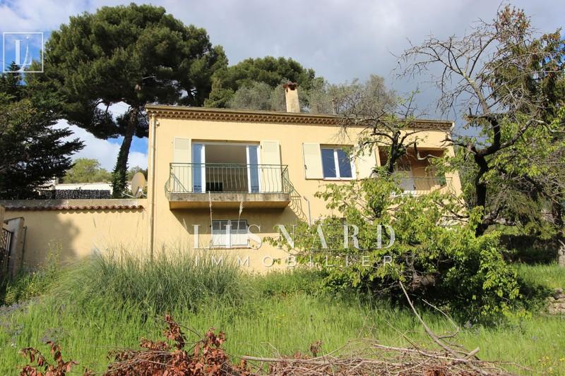 Photo Villa Vallauris   achat villa  3 chambres   120m²