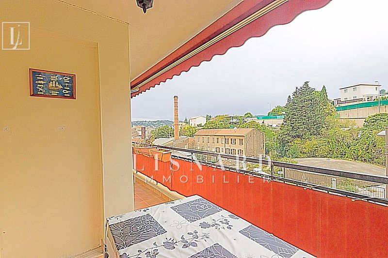 Photo n°1 - Vente appartement Vallauris 06220 - 163 000 €