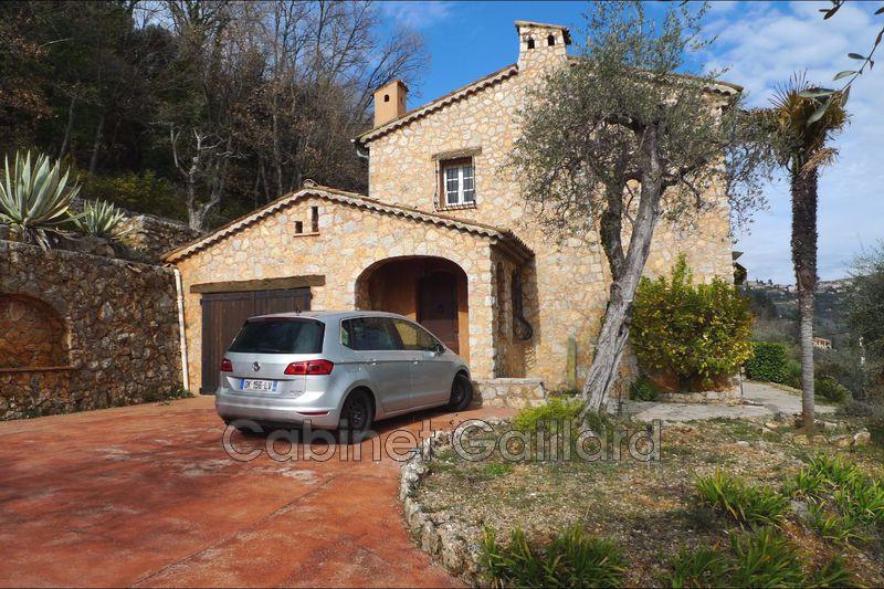 Photo n°2 - Vente maison en pierre Spéracèdes 06530 - 695 000 €