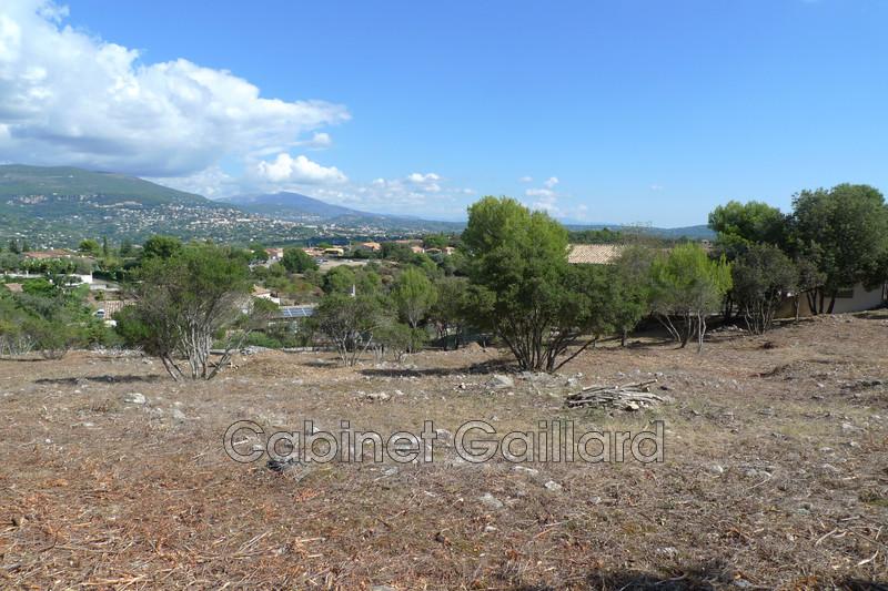 Photo n°5 - Vente terrain à bâtir Peymeinade 06530 - 275 000 €