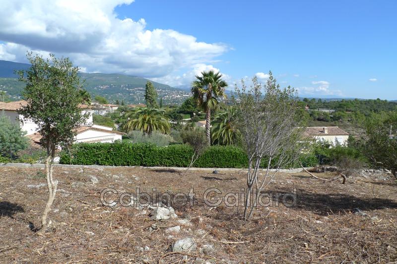 Photo n°3 - Vente terrain à bâtir Peymeinade 06530 - 275 000 €
