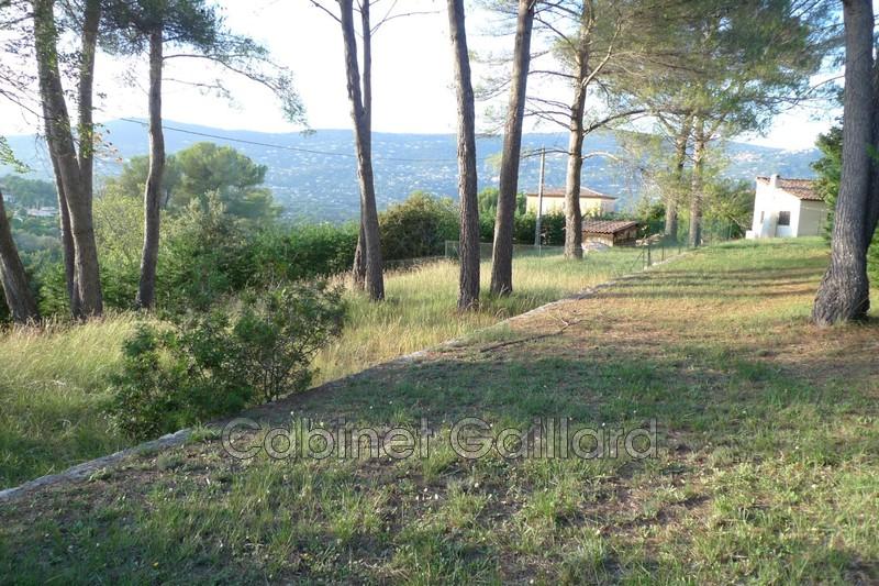 Photo n°1 - Vente terrain Peymeinade 06530 - 230 000 €