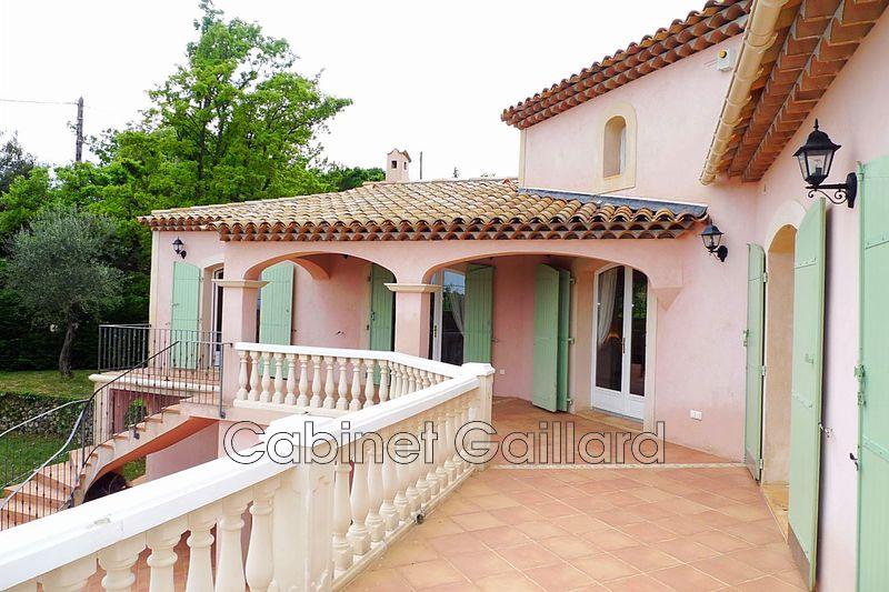 Photo n°4 - Vente Maison villa Saint-Cézaire-sur-Siagne 06530 - 750 000 €