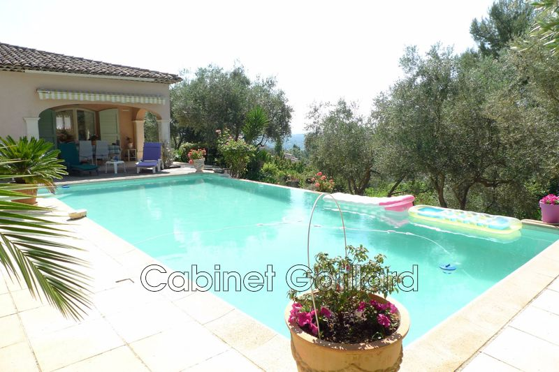 Photo n°3 - Vente Maison villa Spéracèdes 06530 - 750 000 €