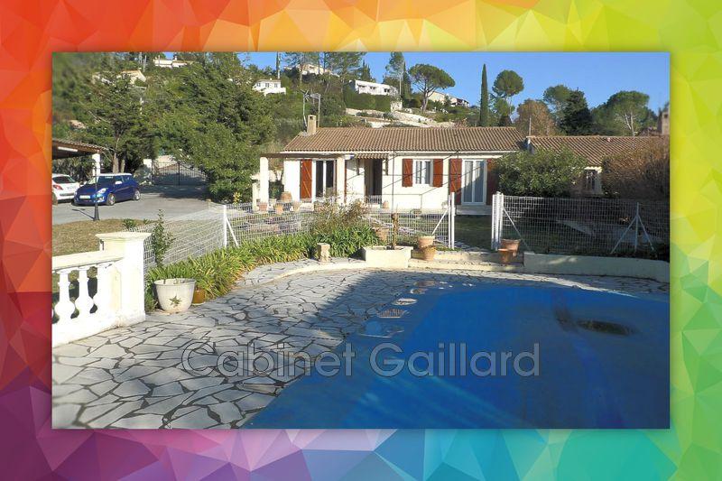 Photo n°1 - Vente Maison villa Peymeinade 06530 - 399 000 €