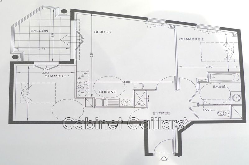 Photo n°6 - Vente appartement Peymeinade 06530 - 227 000 €
