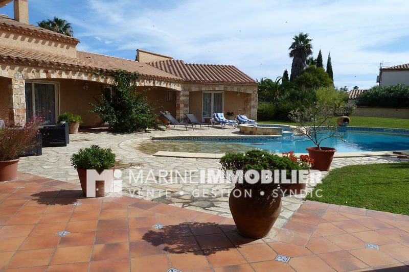 Photo Villa Saint-Cyprien Proche plages,   to buy villa  5 bedrooms   295 m²