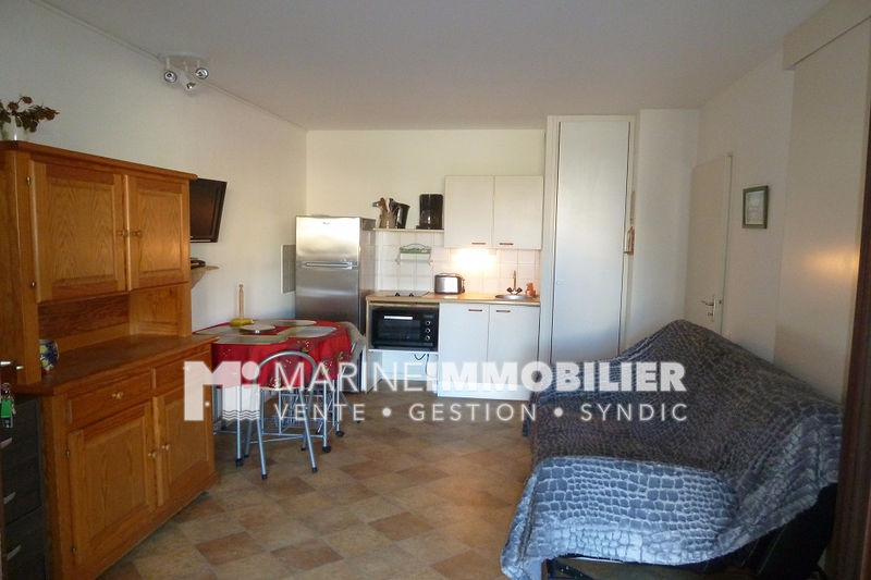 Photo n°1 - Vente appartement Saint-Cyprien 66750 - 78 700 €