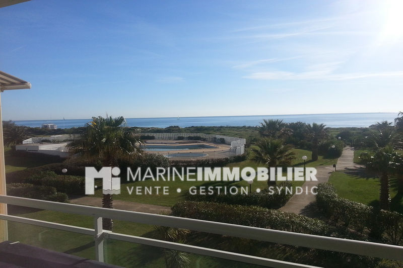 Photo Appartement Saint-Cyprien Front de mer,   achat appartement  2 pièces   31 m²