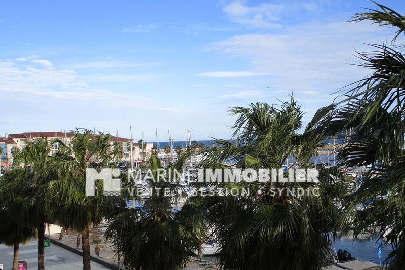 Photo Appartement Argelès-sur-Mer Port,   achat appartement  3 pièces   65m²
