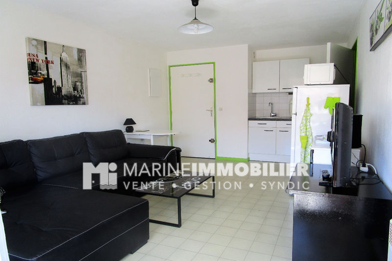 Photo n°1 - Vente appartement Argelès-sur-Mer 66700 - 103 500 €