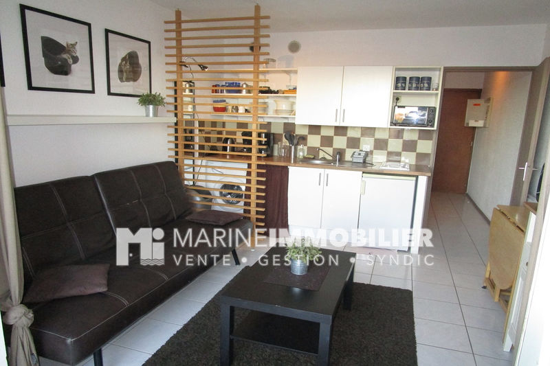 Photo n°9 - Vente appartement Saint-Cyprien 66750 - 78 260 €