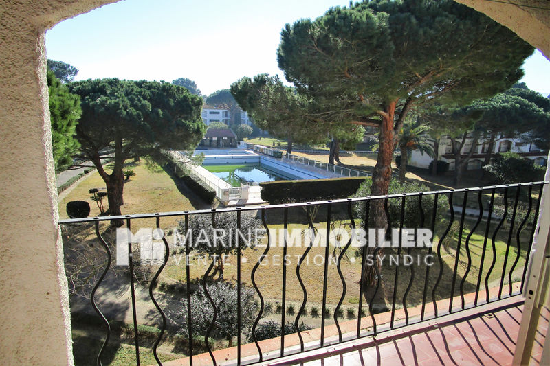 Photo Apartment Argelès-sur-Mer Bord de mer,   to buy apartment  2 rooms
