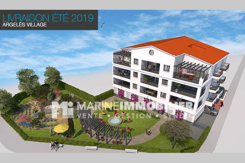 Photo Appartement Argelès-sur-Mer Village,   achat appartement  2 pièces   43m²