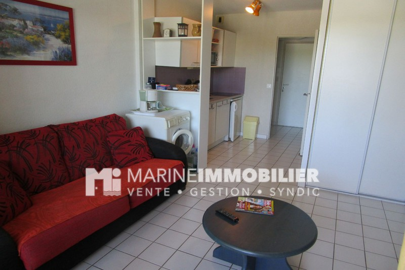 Photo Apartment Argelès-sur-Mer Port,   to buy apartment  1 room   27 m²
