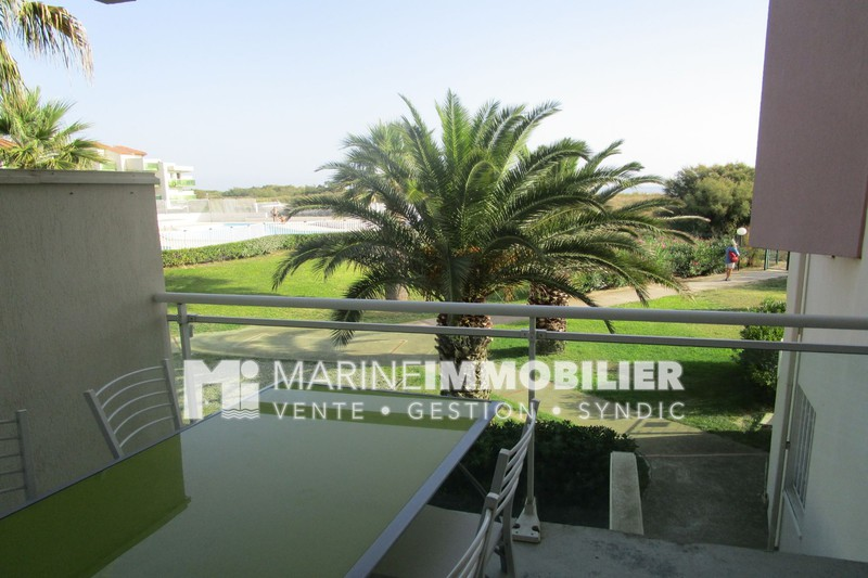 Photo Apartment Saint-Cyprien Proche plages,   to buy apartment  2 rooms   27 m²