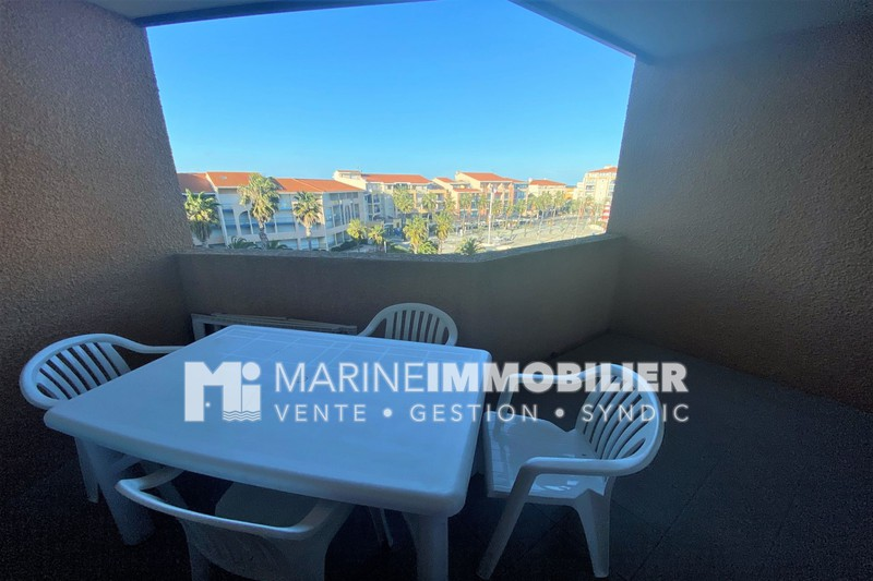 Photo Appartement Argelès-sur-Mer Port,   achat appartement  2 pièces   36m²
