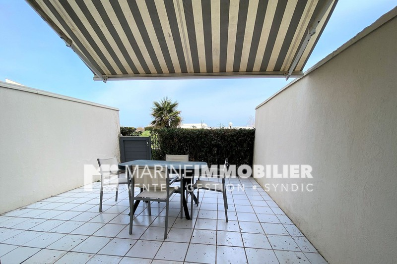 Photo Apartment Saint-Cyprien Bord de mer,   to buy apartment  2 rooms   27 m²