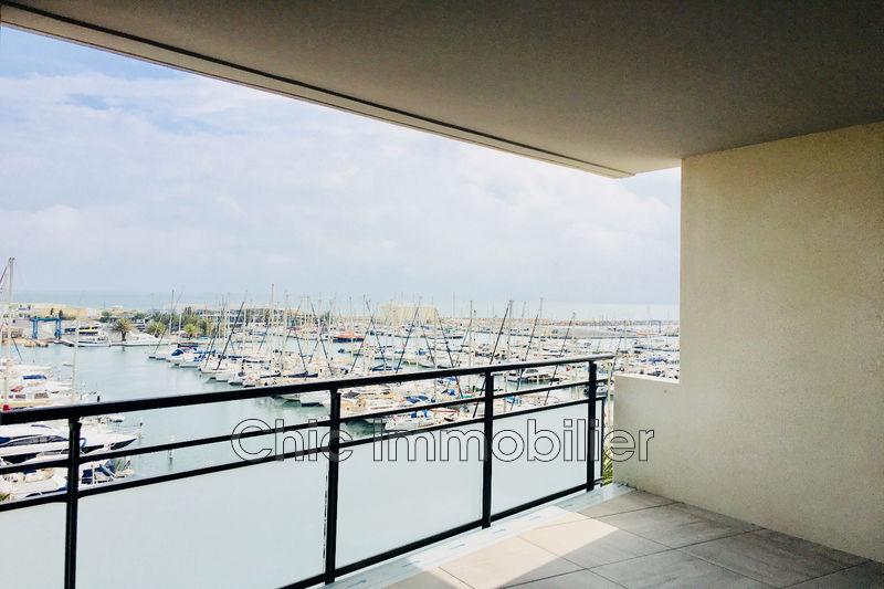 Appartement Canet-en-Roussillon Port,   achat appartement  4 pièces   81m²