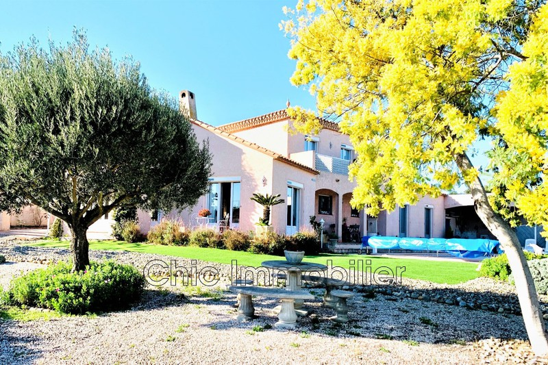 Photo Villa La Palme Le colombier,   to buy villa  4 bedroom   193 m²