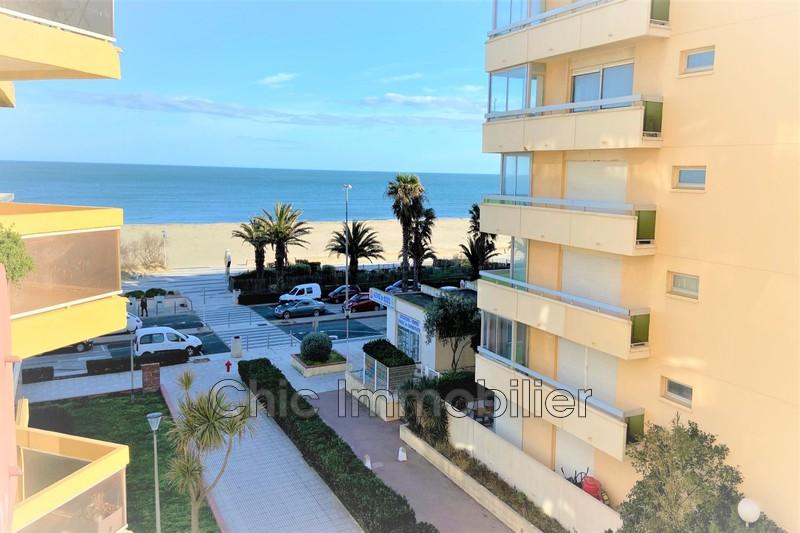 Appartement Canet-en-Roussillon Canet sud,   achat appartement  2 pièces   28m²