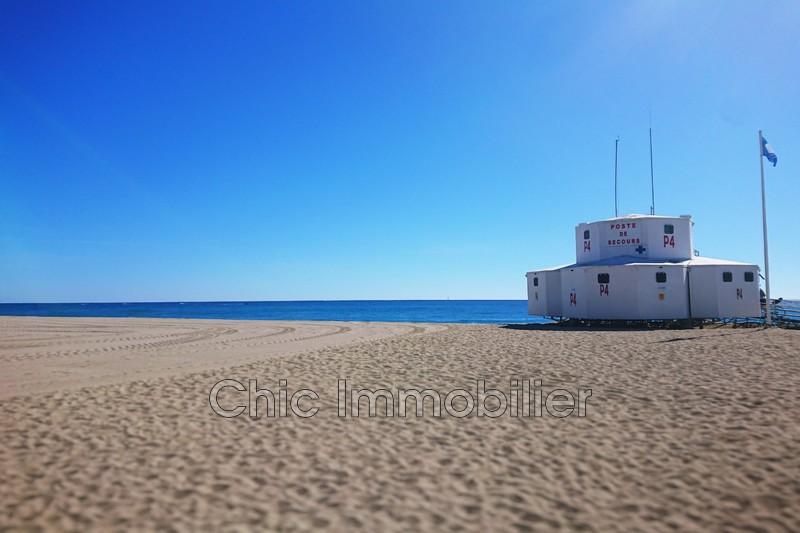 Appartement Argelès-sur-Mer Plage nord,   achat appartement  2 pièces   38m²